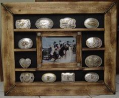 love this for our show belt buckles and winner circle pictures love..........