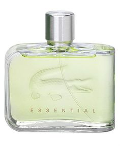 Lacoste Cologne for men.... my husband was wearing this when we first met and it'll always smell like true love to me.
