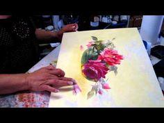 La peinture des roses de Catharina Klein (2/2)