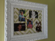 Pinboard Display Frame Wedding Seating Chart Home by belou492, $150.00
