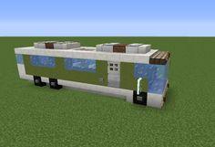 Afbeeldingsresultaat Voor Minecraft Bus Minecraft Pinterest - Minecraft bus spiele