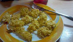 Domácí kuřecí nugetky | NejRecept.cz 20 Min, Grains, Rice, Meat, Chicken, Cupcake, Food, Author, Cupcakes