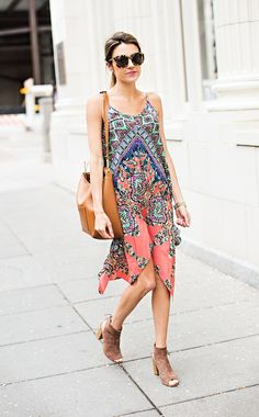 Cute dress and shoes
