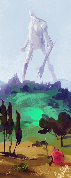 The Art Of Animation, Taylor Krahenbuhl