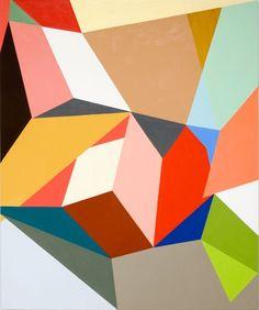 Geometric artwork by Gemma Smith.