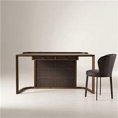 Giorgetti ION Writing Desk - Style # 54170, Contemporary Desks, Modern Desks, Writing Desks