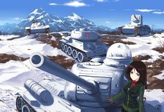1270x877 px girls und panzer wallpaper: Wallpapers Collection by Jamarcus Sinclair