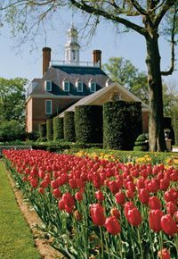 Colonial Williamsburg, VA  Love, love, love this place!  So much of our country's history took place here.