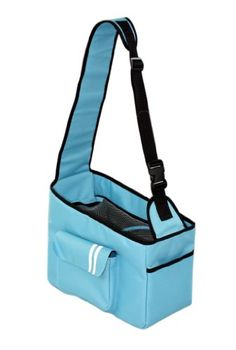 Fashion BackSupportive OverTheShoulder Fashion Pet Carrier One Size Light Blue *** Check out this great product.(This is an Amazon affiliate link and I receive a commission for the sales)