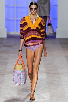 Karlie Kloss Photos Spring 2012 Ready-to-Wear Tommy Hilfiger - Runway on Style.com