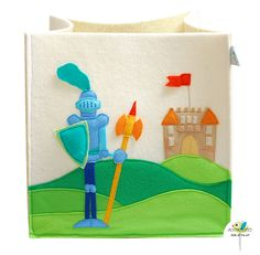 Skrzynie na zabawki - kupuj online spośród 195 produktów na DaWanda