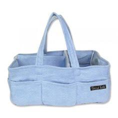 Trend Lab Storage Caddy - Blue | ABabySurprise.com