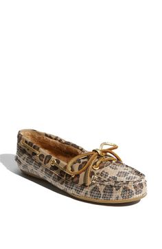 first pair of Sperry's I don't totally hate - Sperry Top-Sider 'Skiff' moccasin slipper
