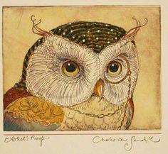Charles van Sandwyk, ilustrador sul-africano a viver no Canadá