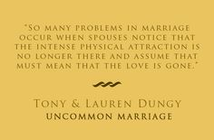 How do you build a firm foundation in your marriage? #uncommon #marriage