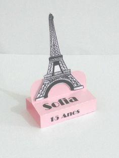 Caixa Bis Duplo - Paris