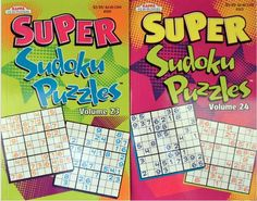 super sudoku puzzles Case of 24