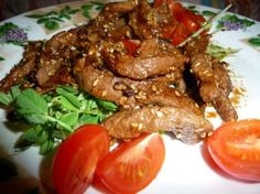 The Kim Family Korean Beef Recipe