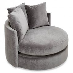 Cobble Hill Hollywood Swivel Chair