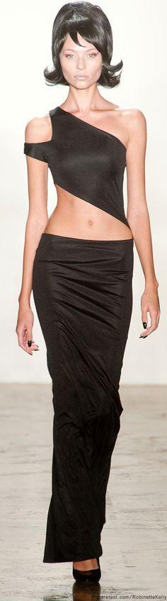 "Jeremy Scott | S/S 2014 ✮✮""Feel free to share on Pinterest""✮✮"" #evening gowns  www.fashionupdates.net"