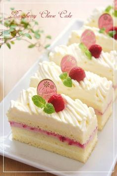 Great recipe for Raspberry Cheese Mont Blanc Shortcake. This is my third Mont Blanc Shortcake recipe. When I want to make a small, savory shortcake using a mont blanc piping tip and lots of cream, I… Cupcakes, Cupcake Cakes, Baby Cakes, Cupcake Ideas, Shortcake Recipe, Mini Cakes, Let Them Eat Cake, Cake Decorating, Decorating Tips