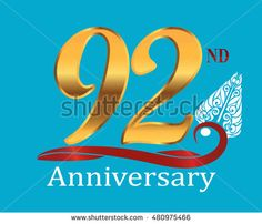 92nd golden anniversary logo with white indonesia shadow puppet ornament