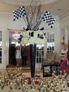 Racing Themed Bar Mitzvah!