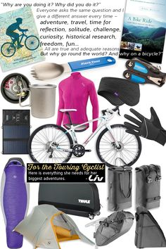 Gift Guide for Adventurers | Gifts for Bike Touring | Gifts for People who Love the