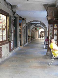 arcos Santiago De Compostela, Arches