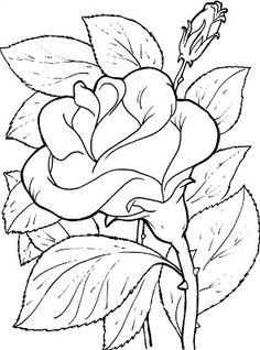 Encontre Aqui Os Mais Lindos Desenhos De Flores Para Imprimir E Colorir Sao Carving DesignsStencilingCeltic HeartColoring BooksAdult