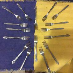 Mándalas tenedores