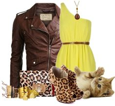 """""""PussyCat"""" by bella8 on Polyvore"""
