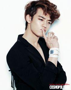 Shinee Minho (샤이니 민호)