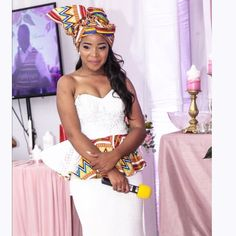 15 Traditional Attires Shweshwe , There are several ways in which you can wear your maxi dresess at different times on the images blow. African Bridesmaid Dresses, Neutral Tops, Wedding Goals, Wedding Things, African Traditional Wedding, African Fashion, African Outfits, Flare Dress, Business Women