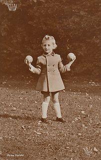 Prinz Harald von Norwegen, heute König Harald V. von Norwegen | Flickr - Photo Sharing!
