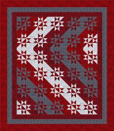 Pinner: buckeyes quilt pattern | have completed a few more of the blocks.