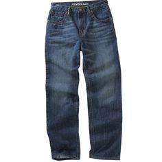Garth Brooks Sevens by Cinch Mens Relaxed Fit Boot Cut Jeans