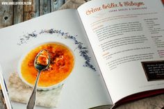 [cooks...] Lavender Creme Brûlée {Französisch Kochen}