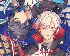 Sooooooo beautiful~! Cool Anime Guys, Cute Anime Boy, All Anime, Anime Chibi, Anime Love, Anime Manga, Anime Art, Vocaloid, Bff Girls