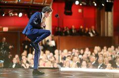 Pin for Later: Die 55 besten Bilder der Oscars 2015 Eddie Redmayne