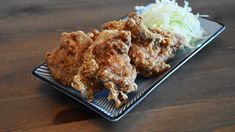 Karaage via recipes on August 06 2019 at My Recipes, Healthy Recipes, Gluten Free Soy Sauce, Recipe R, Skinless Chicken Thighs, Fried Chicken, I Foods, Chicken Wings, Food Videos