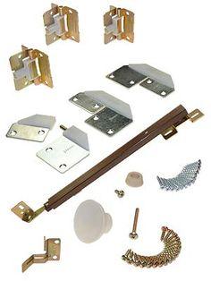 Johnson Hardware® SLIDING, FOLDING AND POCKET DOOR HARDWARE