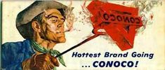 Hottest Brand Going: Cowboys & Conoco | The Wide, Wide West