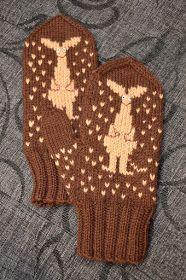 KARDEMUMMAN TALO: Nipsut Tove Jansson, Mittens, Gloves, Knitting, Pretty, Pattern, Crafts, Mad, Fingerless Mitts