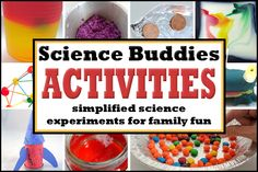 ScienceBuddies launches new #science activities area! Lava lamps, marshmallows, tinfoil boats, crystals, and more! [Source: Science Buddies, http://www.sciencebuddies.org/blog/2014/06/science-activities-fun-science-perfect-for-home-or-school.php?from=Pinterest] #STEM #scienceproject #familyscience