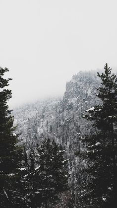 13 x Winter Landscapes iPhone Wallpaper Collection   Preppy Wallpapers