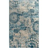 Found it at Wayfair - Noah Blue Area Rug