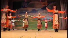 На горе горе берёза Russian folk