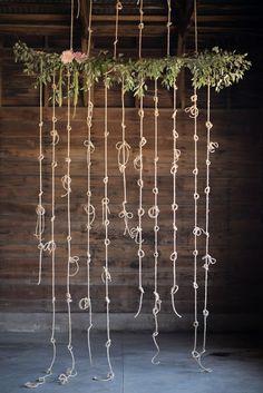 9 Unique DIY Wedding Garland Ideas - Wedding Party