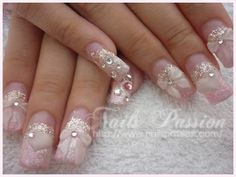 Nails Passion - Pamper Your Nails ; Fall In Love With It